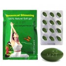 100 Packs NEW Meizitang Botanical Slimming Natural Soft Gel